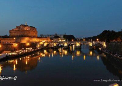 Castel Sant'Angelo e ponte sant'Angelo