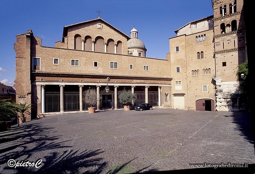 Basilica dei SS. Giovanni e Paolo